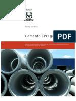 Cemento CPO 30 -5_Layout 1