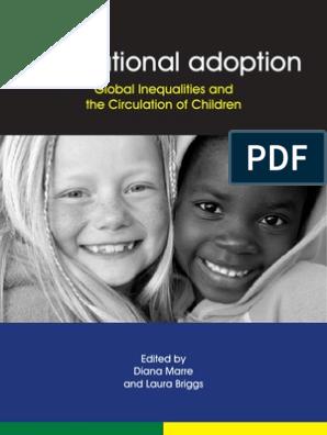 International Adoption : Global Inequalities and the