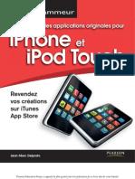 Developper Des Applications Oroginales Pour iPhone Et iPad Touch