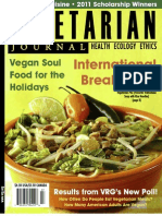 vegetarian journal