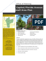 DC Office of Planning small area plan for mid-North Capitol and Florida Avenue