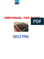 PNG Individual Tax Guide