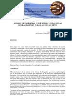 Microsoft Word - ACORDO ORTOGRÁFICO