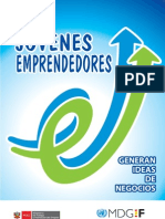 MANUAL JOVENES EMPRENDEDORES GENERAN IDEAS DE NEGOCIOS.pdf