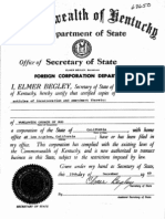 WCG Articles of Incorporation  1969