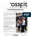 Crossfit Startup Guide Part 1