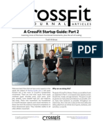 Crossfit Startup Guide Part 2