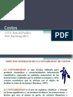 Clase #1 Costos Conceptos UTN