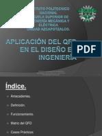Aplicación del QFD en el Diseño en Ingeniería