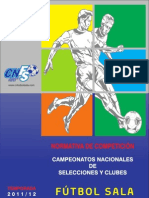Normativa CNFS 2012-2