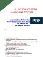 Digital signal process