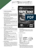 M. I. MPS 100