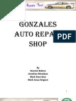 strama of gonzales auto repair