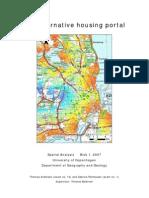 The Alternative Housing Portal