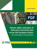 Holocaust Education Overview Practices En