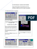 Manual Del Programa Camtasia Recorder