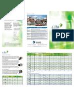 Z-flow Datasheet