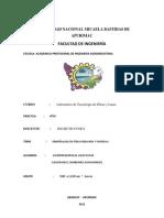 Identificacion de Fibras Naturales Sinteticas y Regeneradas
