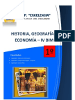 Módulo HISTORIA 1° BIM IV