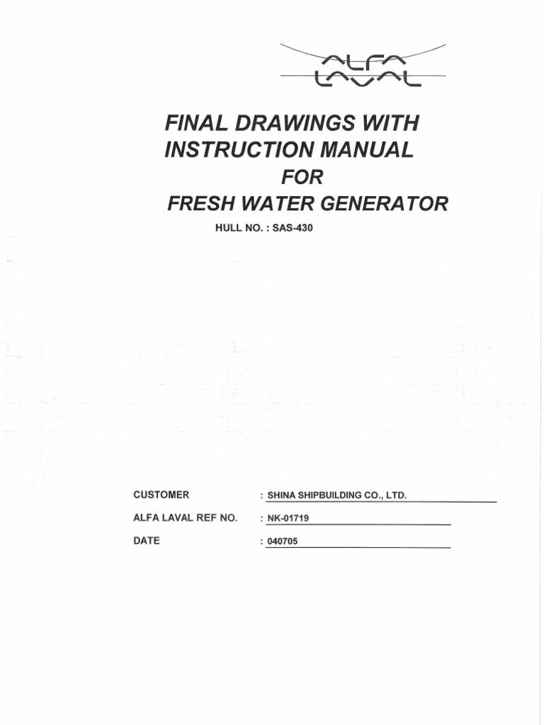 Alfa laval salinometer ds 20 manual Подогреватель низкого давления ПН 30 в2 Озёрск