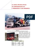 Modelos de Transporte y Sus Variantes