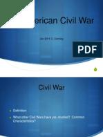 American Civil War Review