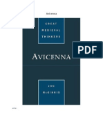 Avicenna Great Medieval Thinkers
