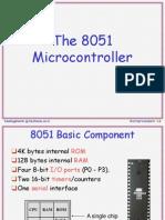 few basics of 8051