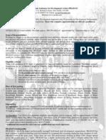 Development Apprenticeship in PRADAN