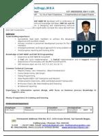 Muthu ABAP BI Resume