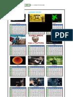 176 Yrs Calendar