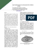 Modelisation Dynamique Du Phenomene de Contournement Des