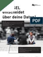 Brüssel entscheidet über deine Daten
