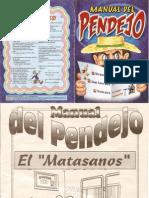 El Manual Del Pendejo