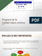 5s de Calida Jose Oviedo