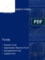 Indian Railway Funds