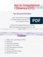 computational fluid dynamics 2007 lec 2007
