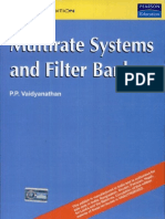 multiratesystem and filter banks