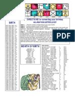 mayan astrology