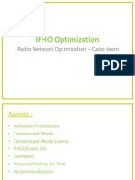 IFHO Optimization
