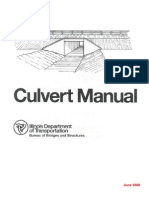 culvert manual