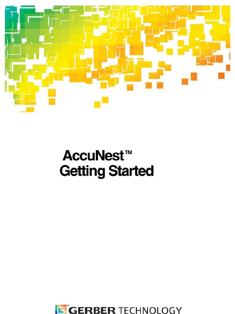 Getting Started AccuNest  9bdcd212b2b32