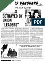 Workers Vanguard No 3 - December 1971