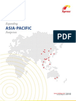 XPRS Xpress Annual Report 2010 - Expanding Asia-Pacific Footprints