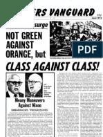 Workers Vanguard No 7 - April 1972