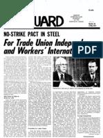 Workers Vanguard No 20 - 11 May 1973