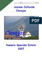 Clavajas - il nesti pais  n° 3