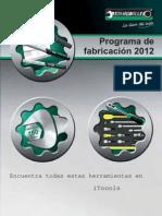 Catalogo Stahlwille 2012