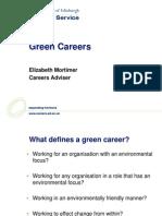 Carbon careers