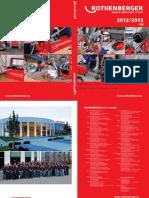 Catalogo Rothenberger 2012-2013